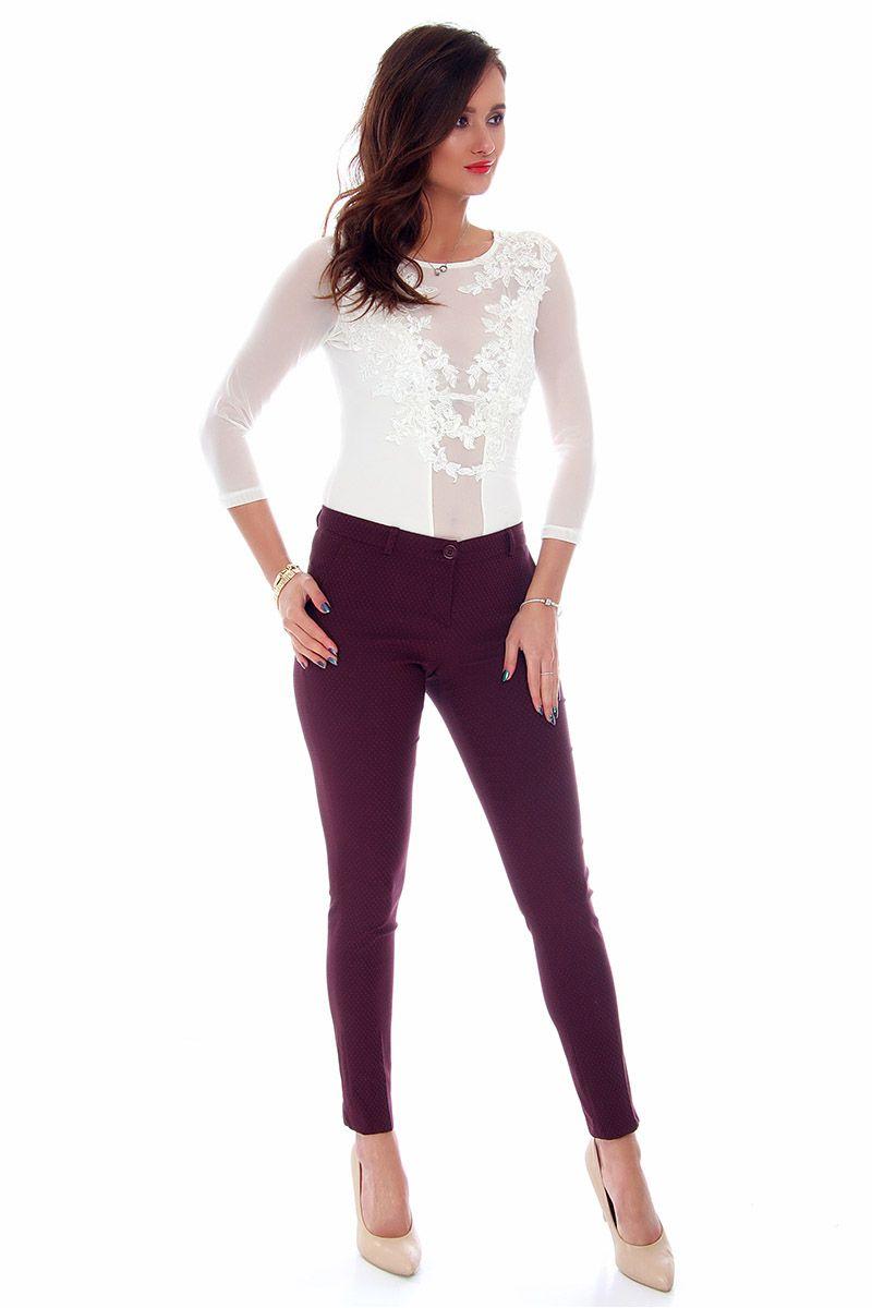77da278c0ecc9d ... koronki; Body eleganckie białe; Body damskie sklep online CosmosModa