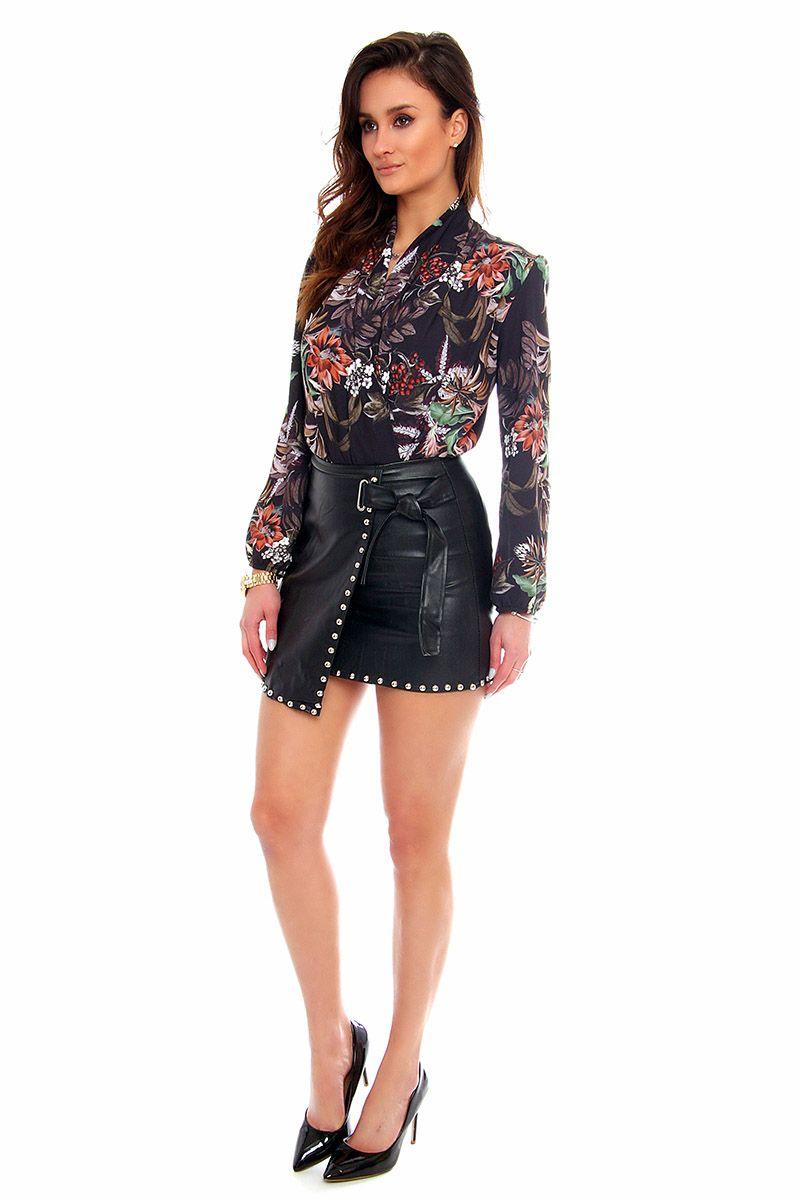 e3a9829ae6b74c ... Body eleganckie czarne; Body modne w kwiaty; Body damskie na różne  okazje; Modne body damskie online sklep CosmosModa ...