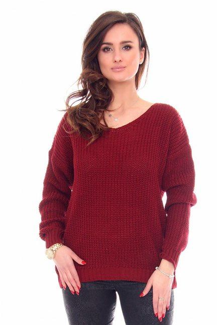 Ciepłe swetry damskie sklep online CosmosModa
