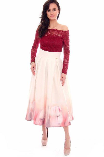 Spódnica elegancka na przyjęcie