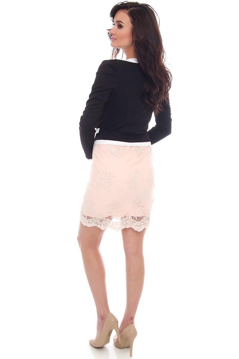 a06d7fc99d250 ... chanelka na sukienkę; Modne żakiety damskie sklep online CosmosModa