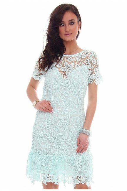 Sukienka elegancka na wesele