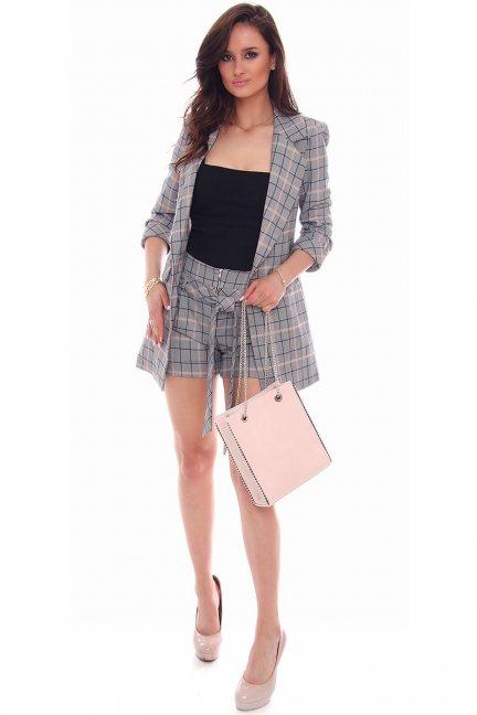 Torebka modna ala Zara CMT39 różowa