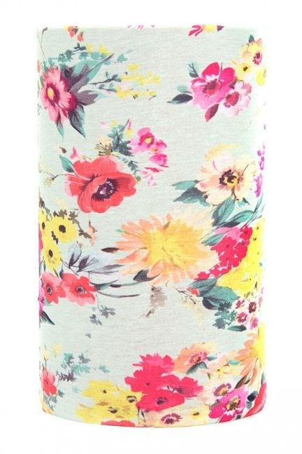 Chusta wielofunkcyjna szalik Poppy Flower