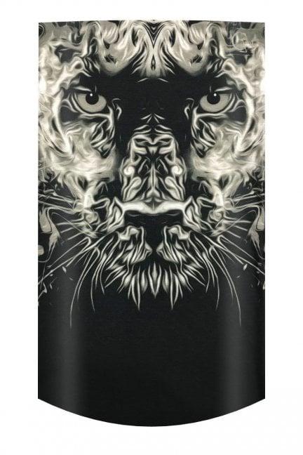 Szalokomin wielofunkcyjny nadruk Tygrys