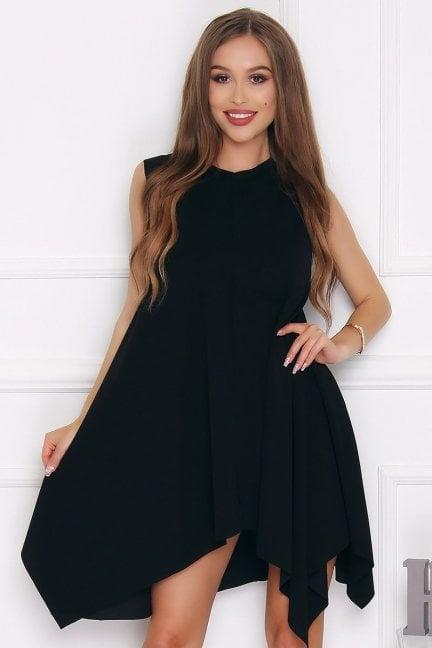 Sukienka koktajlowa VENUS czarna