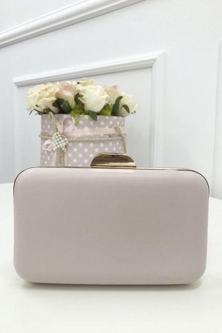 Kopertówka elegancka damska różowa