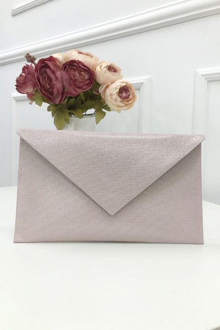 Kopertówka elegancka różowa