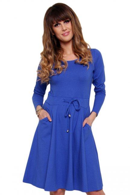 Sukienka wiazana