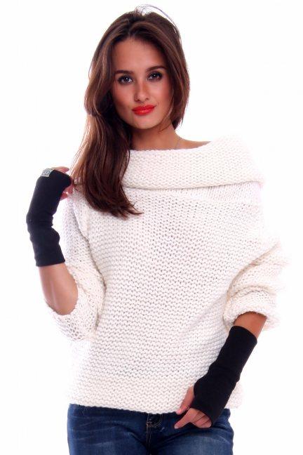 Rękawiczki bawełniane Carpuski CMR02 czarne