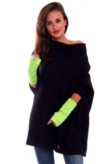 Rękawiczki bawełna Carpuski CMR02 zielone