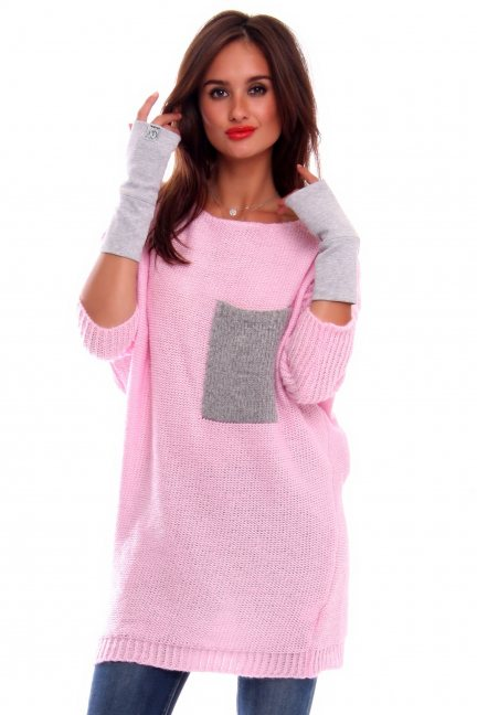 Rękawiczki bawełna Carpuski CMR02 szare