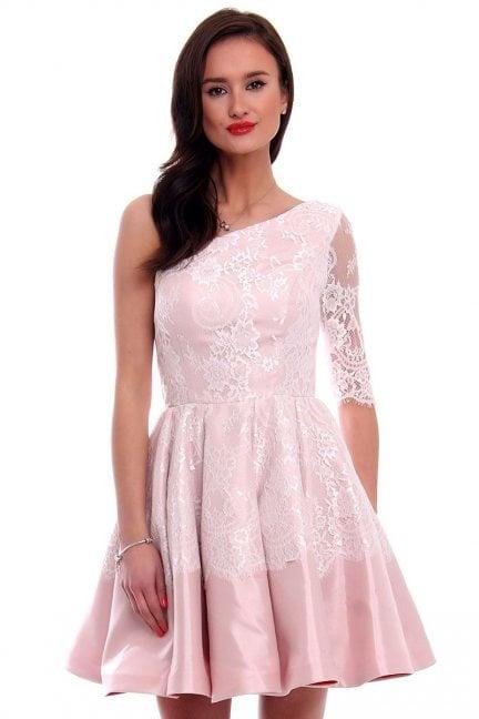 Sukienka koronkowa na wesele