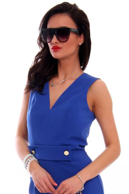 Okulary damskie modne CMO08 zielone