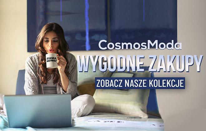 deda1bbee ODZIEŻ DAMSKA - KUPUJ ONLINE W CosmosModa.pl - Blog CosmosModa